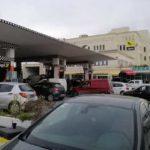 liste de stations service où le carburant est disponible