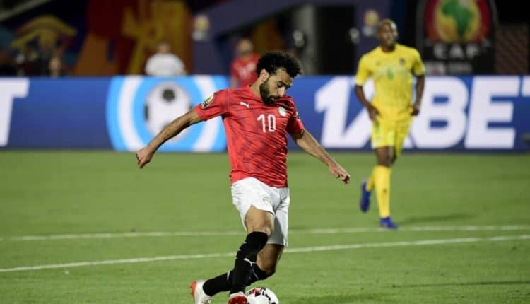 Egypte 1-0 Zimbabwe match d'ouverture