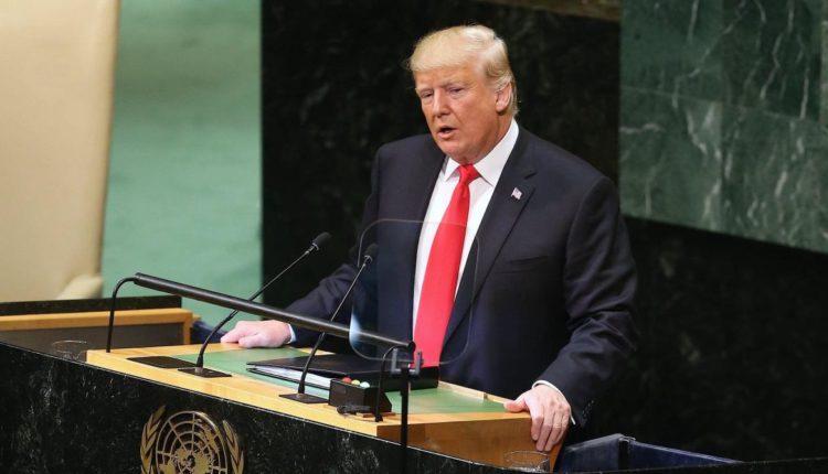 Donald Trump dit avoir annulé in extremis une frappe sur l'Iran