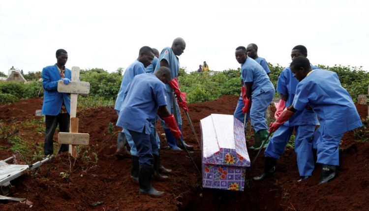 ébola épidemie meurtrière