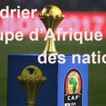calendrier coupe d'afrique des nations