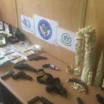 trafiquants de cocaïne arreté en côte d'ivoire