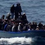 bateau bloqué au large de zarzis