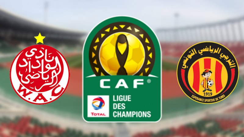Espérance sportive de Tunis contre caf