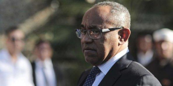 le président de la CAF, arrêté à Paris