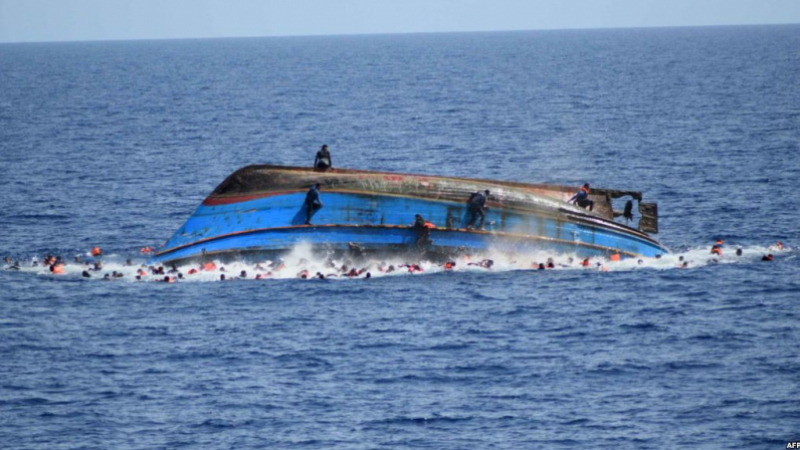 naufrage d'une embarcation à Ben Guerdane