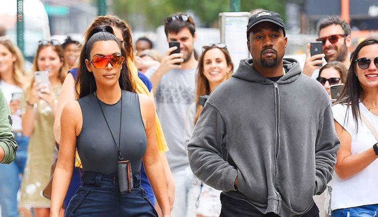 Kanye West ne résiste plus aux charmes de sa femme Kim Kardashian