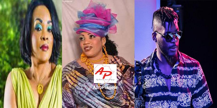 Décès Dj Arafat Affou Keita s'adresse à Tina Glamour