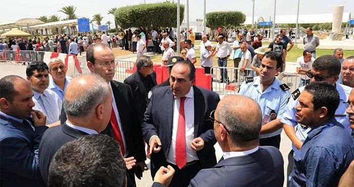 Réouverture de l'aéroport de Tunis Carthage aux accompagnateurs