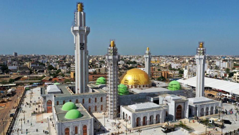 Inauguration à Dakar de la plus grande mosquée d'Afrique de l'Ouest