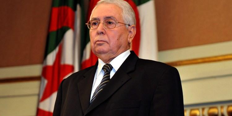 Algérie Abdelkader Bensalah annonce la date des élections présidentielles