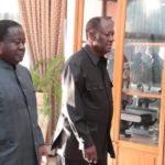 Alassane Ouattara n'a pas le droit de se présenter selon Henri Konan Bédié