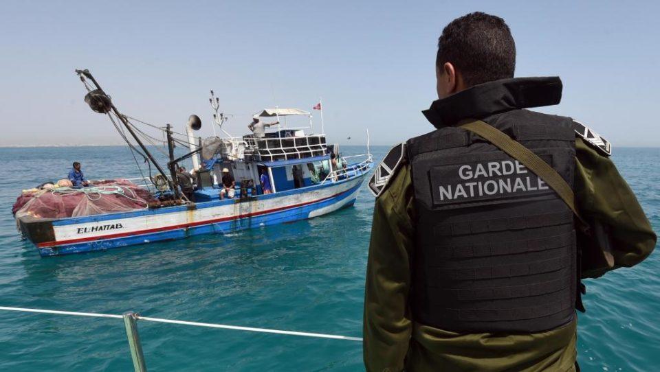 Tunisie Naufrage d'un nouveau bateau avec 10 migrants clandestins au large de Djerba-Zarzis
