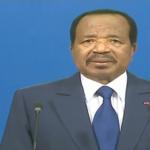 Paul Biya convoque un «grand dialogue national»