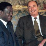 Côte d'Ivoire Bédié dévoile le rôle joué par Jacques Chirac dans le Coup d'Etat de 1999