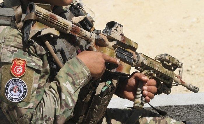 Accrochage armé entre la Garde nationale et des terroristes à Kasserine