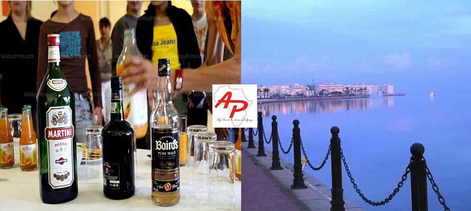 """Il n ya aucune interdiction de vente d'alcool aux berges du lac """"une légende urbaine"""