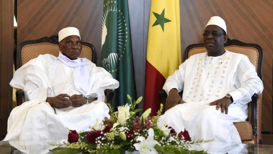 Macky Sall et Abdoulaye