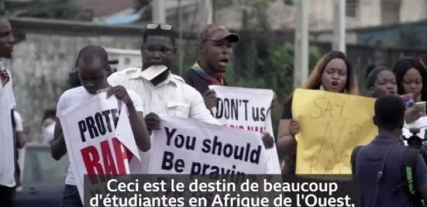 harcèlement sexuel à l'université des professeurs pris en flagrant délit par BBC Africa Eye