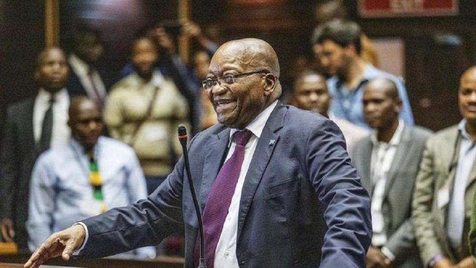 Afrique du Sud un tribunal rejette la demande d'appel de l'ex-président Zuma