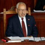 Le chef du parti islamiste Rached Ghannouchi élu à la tête du Parlement