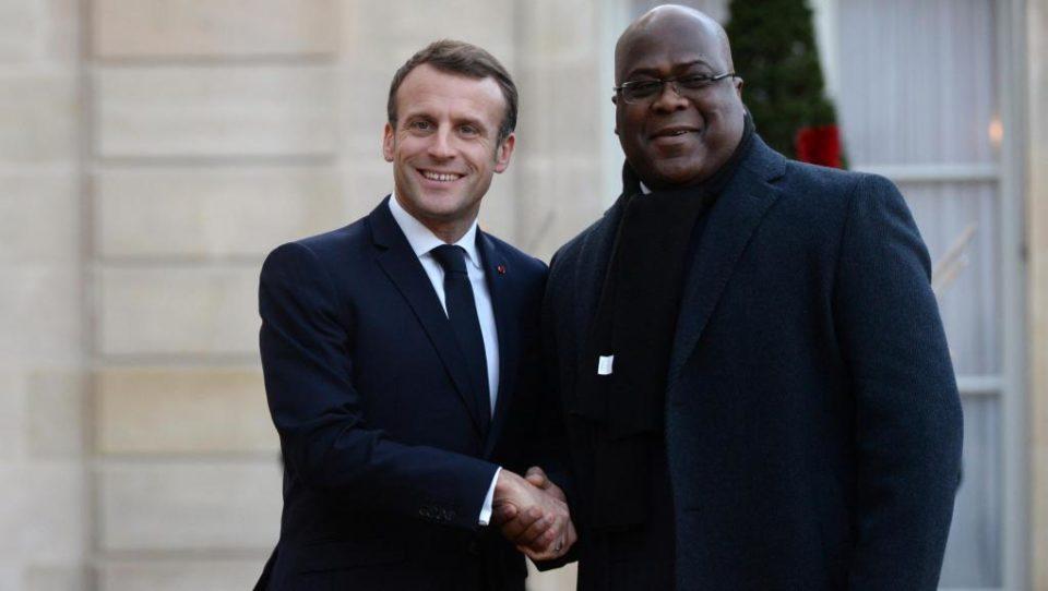 La France aide la rdc