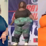 La gagnante de la télé-réalité ghanéenne pour les femmes de taille plus aurait été interdite à bord d'un avion à destination de Dubaï