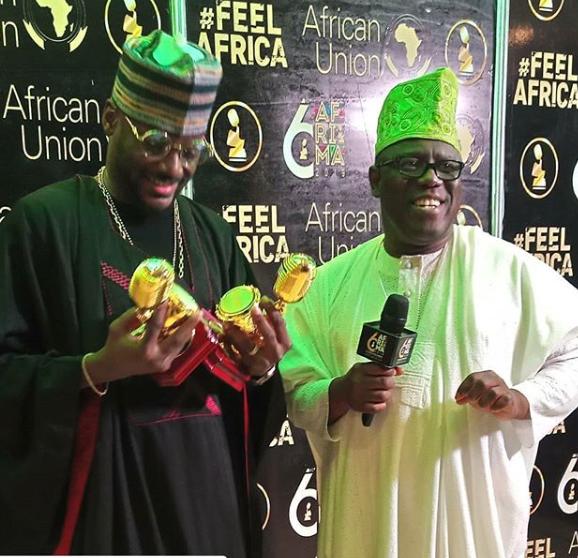 les gagnants AFRIMA 2019