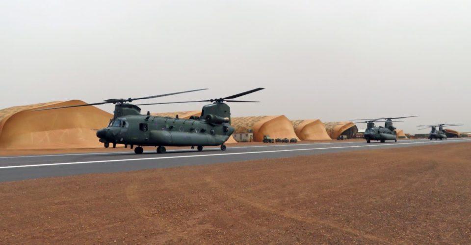 Mali Mort de 13 soldats français dans un accident entre deux hélicoptères