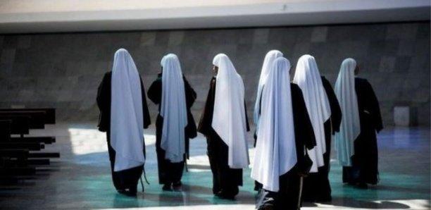 nonnes tombées enceintes
