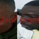 Agression des jeunes ivoiriens par d'autres subsahariens à Bhar Lazreg