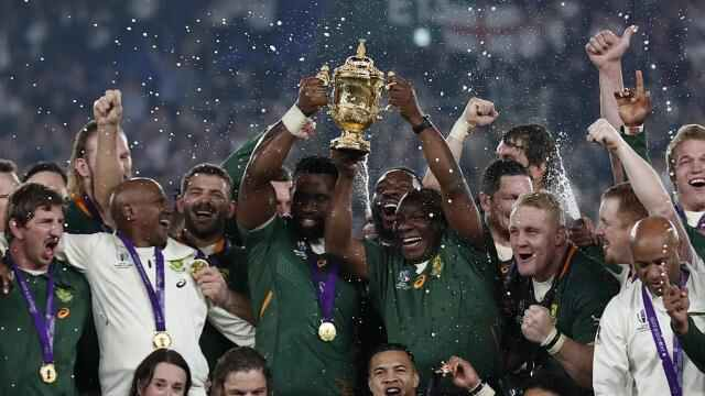 Mondial de rugby La victoire des Springboks sud-africains