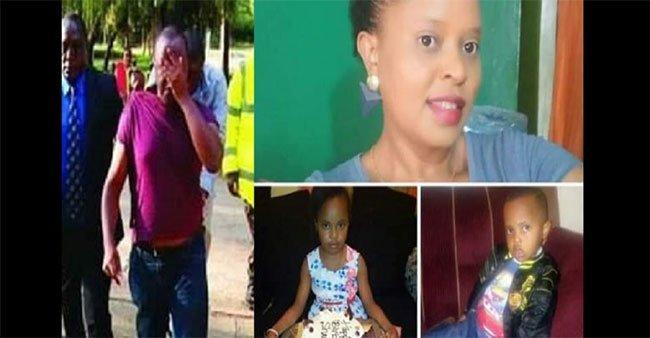 Kenya un officier militaire arrêté pour le meurtre de sa femme et de ses enfants