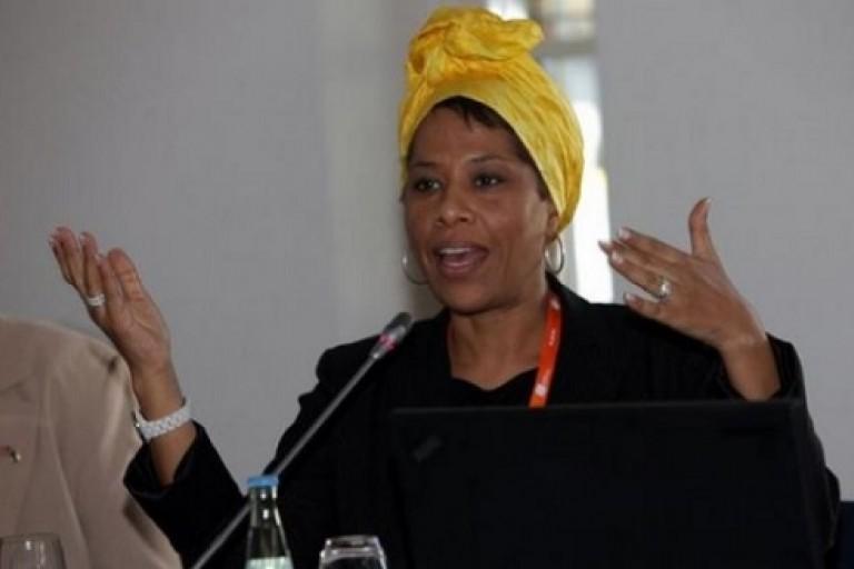 Franc CFA Nathalie Yamb Talon n'est pas un président digne