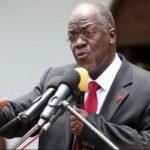 la troublante révélation du président tanzanien