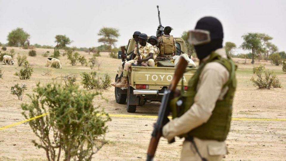 attaque djihadiste au niger