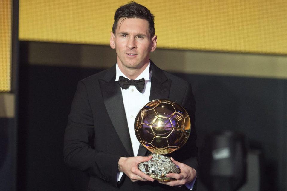 Ballon d'or 2019 Messi vainqueur, le classement complet