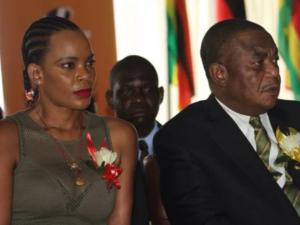 L'épouse du vice-président du Zimbabwe Mary Chiwenga arrêtée pour blanchiment d'argent
