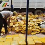 Côte d'Ivoire Spectaculaire saisie de 3,5 tonnes de drogue à Aboisso