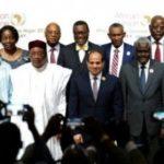 Les États membres de l'UA présentent leur bilan à Dakar