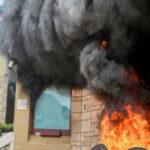 Evacuation de l'ambassadeur américain et des membres du personnel de l'ambassade à Bagdad