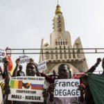 Mali (Dégage la France): des manifestants veulent le départ des militaires étrangers du pays