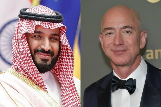 Le prince saoudien Bin Salman a piraté le téléphone du propriétaire du Washington Post Jeff Bezos 5 mois avant le meurtre de Khashoggi, révèle un nouveau rapport choquant