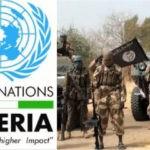 12 travailleurs humanitaires ont été brutalement assassinés par des terroristes au Nigeria en 2019 - ONU
