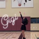 Voir la vidéo de la fille de Kobe Bryant, Gianna Bryant, pratiquant ses talents de basket-ball en talons quelques semaines avant sa mort tragique