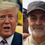 """Iran Donald Trump est un """"terroriste en costume"""""""