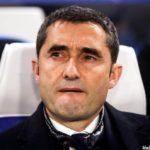 Le Barça envoie un message fort à Ernesto Valverde après son licenciement