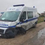 Tunisie 10 blessés dans une collision entre une ambulance transportant trois femmes enceintes et une autre voiture