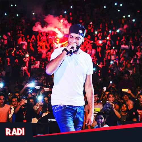 Tunisie Arrestation du rappeur Radi