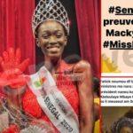 Miss Sénégal 2020 La lauréate moquée sur les Réseaux Sociaux